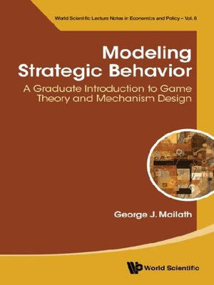 cover image of Modeling Strategic Behavior