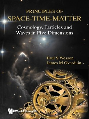 cover image of Principles of Space-time-matter