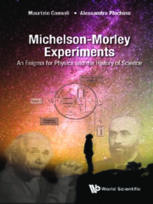 cover image of Michelson-morley Experiments