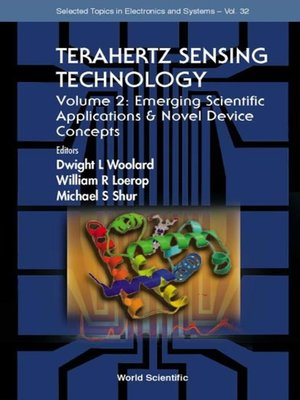 cover image of Terahertz Sensing Technology--Vol 2