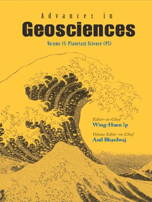 cover image of Advances In Geosciences (A 6-volume Set)--Volume 15