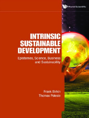 cover image of Intrinsic Sustainable Development