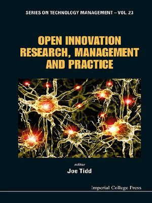 cover image of Open Innovation Research, Management and Practice