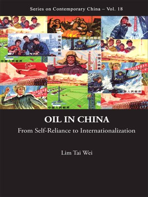 cover image of Oil In China