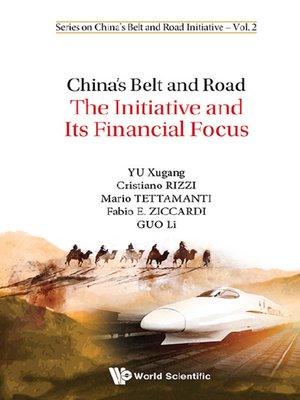 cover image of China's Belt and Road
