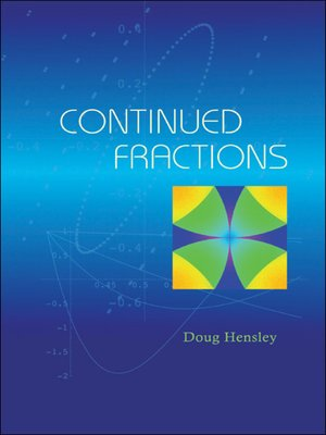 cover image of Continued Fractions