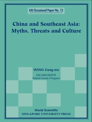 cover image of China and Southeast Asia