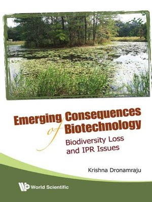 cover image of Emerging Consequences of Biotechnology