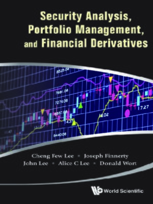 cover image of Security Analysis, Portfolio Management, and Financial Derivatives