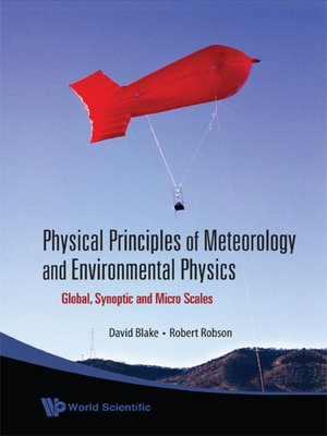 cover image of Physical Principles of Meteorology and Environmental Physics