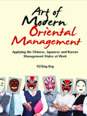 cover image of Art of Modern Oriental Management
