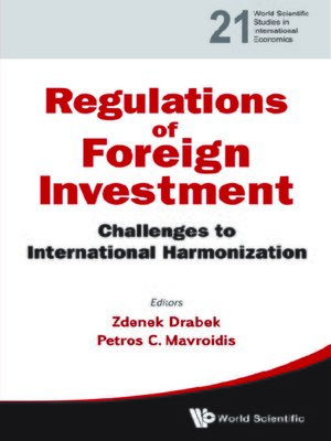 cover image of Regulation of Foreign Investment