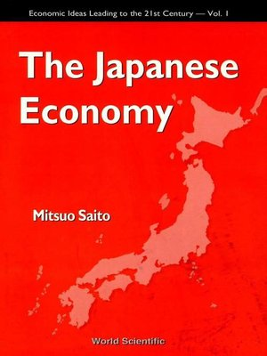 cover image of The Japanese Economy