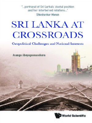 cover image of Sri Lanka At Crossroads