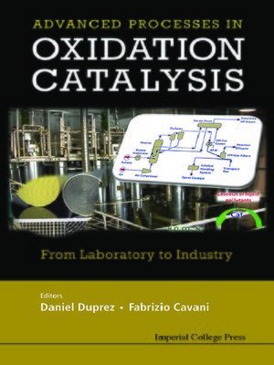 cover image of Handbook of Advanced Methods and Processes In Oxidation Catalysis