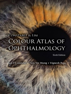 cover image of Constable & Lim Colour Atlas of Ophthalmology ()
