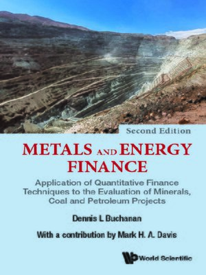 cover image of Metals and Energy Finance