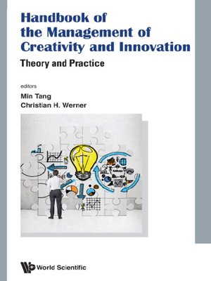 cover image of Handbook of the Management of Creativity and Innovation