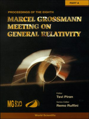 cover image of The Eighth Marcel Grossmann Meeting