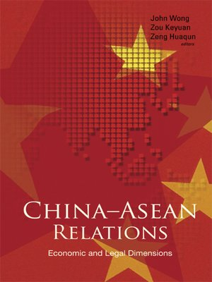 cover image of China-asean Relations