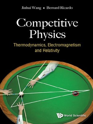 cover image of Competitive Physics