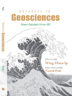 cover image of Advances In Geosciences (A 5-volume Set)--Volume 4