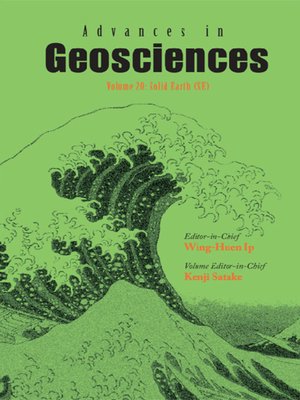 cover image of Advances In Geosciences (A 6-volume Set)--Volume 20