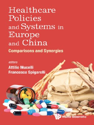 cover image of Healthcare Policies and Systems In Europe and China