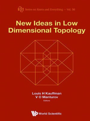 cover image of New Ideas In Low Dimensional Topology
