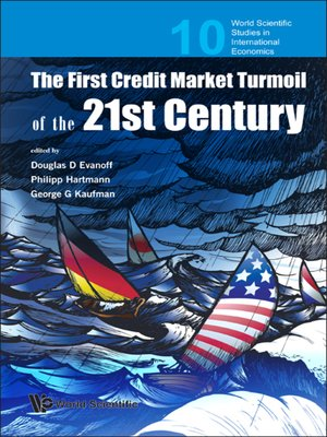 cover image of The First Credit Market Turmoil of the 21st Century