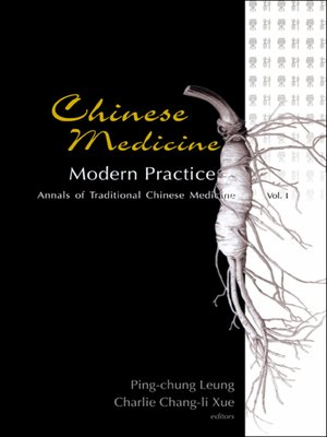 cover image of Chinese Medicine--Modern Practice