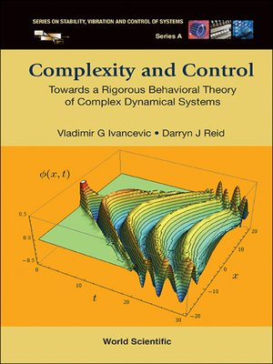 cover image of Complexity and Control
