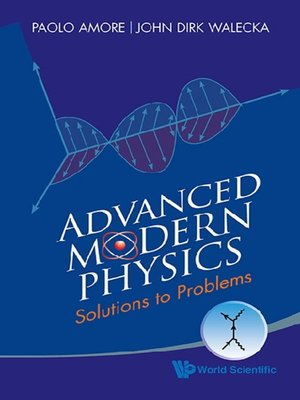 cover image of Advanced Modern Physics