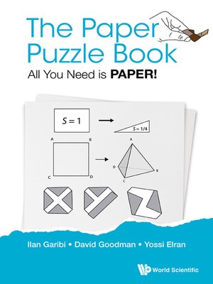 cover image of The Paper Puzzle Book