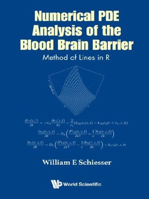 cover image of Numerical Pde Analysis of the Blood Brain Barrier