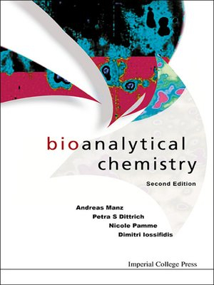 cover image of Bioanalytical Chemistry ()