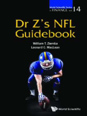 cover image of Dr Z's Nfl Guidebook