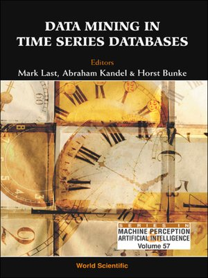 cover image of Data Mining In Time Series Databases