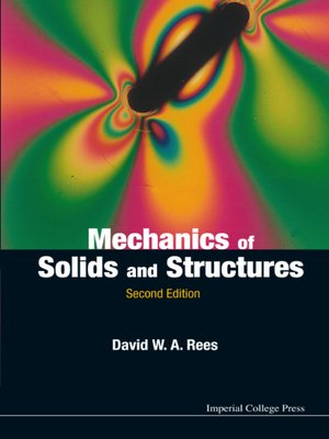 cover image of Mechanics of Solids and Structures ()