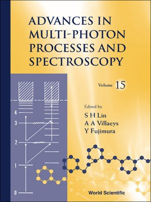 cover image of Advances In Multi-photon Processes and Spectroscopy, Vol 15