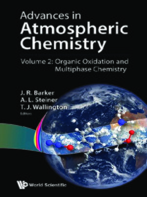 cover image of Advances In Atmospheric Chemistry--Volume 2