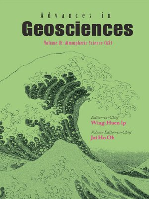 cover image of Advances In Geosciences (A 6-volume Set)--Volume 16
