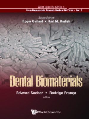 cover image of Dental Biomaterials