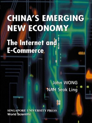 cover image of China's Emerging New Economy