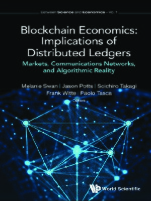 cover image of Blockchain Economics