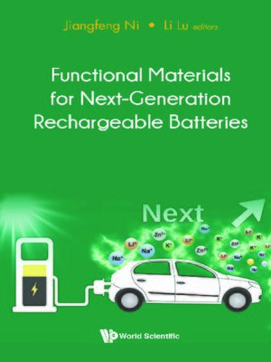 cover image of Functional Materials For Next-generation Rechargeable Batteries