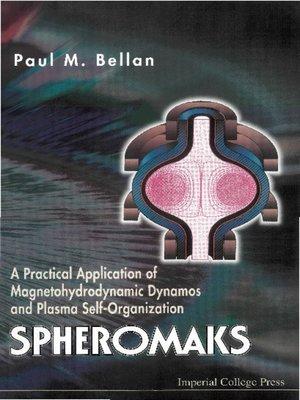 cover image of Spheromaks