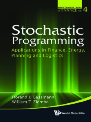 cover image of Stochastic Programming