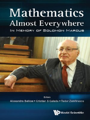cover image of Mathematics Almost Everywhere