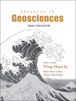 cover image of Advances In Geosciences (A 5-volume Set)--Volume 1